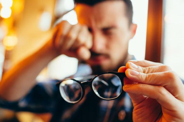 come vede un astigmatico Ciaroni