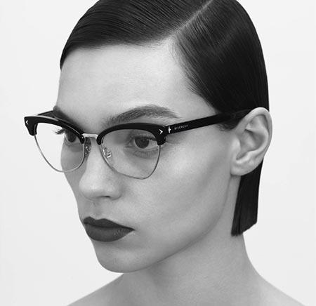 occhiali da vista eleganti donna givenchy