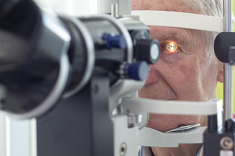 rinnovare la patente esame della vista