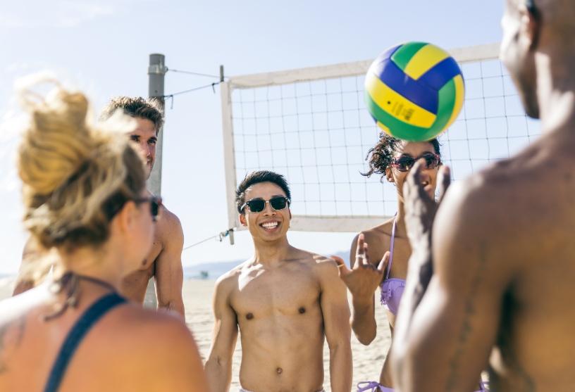Occhiale da sole per gli sport estivi