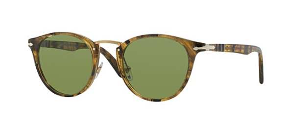 Lenti colorate per occhiali da sole verdi