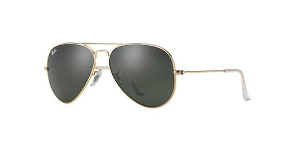RayBan occhiali da sole lenti colorate grigie