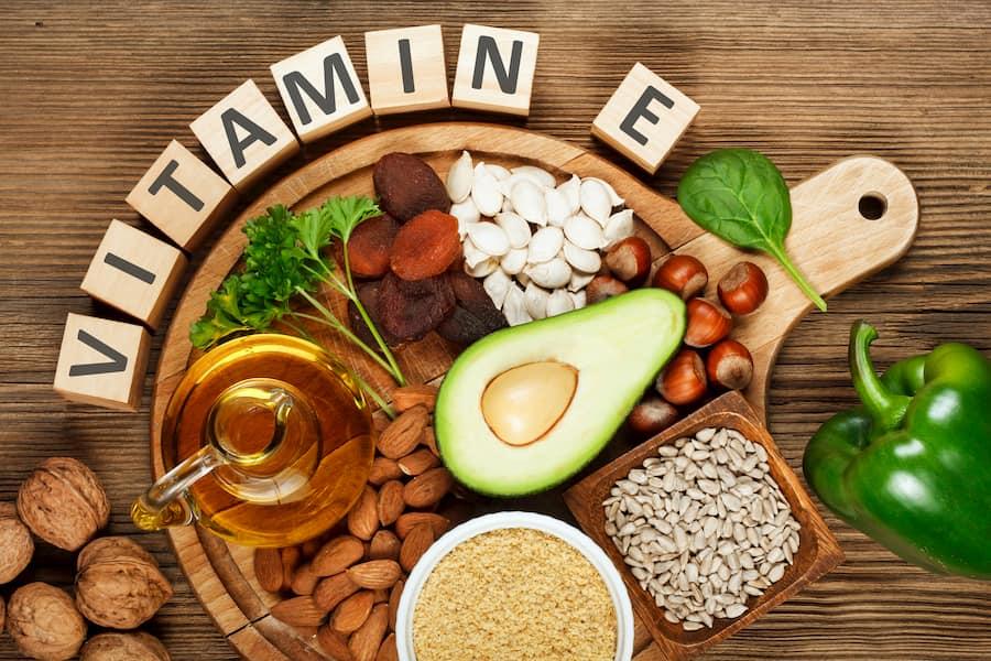 Alimenti che contengono vitamina E
