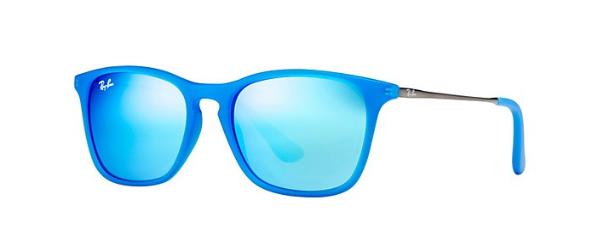 lenti colorate per occhiali da sole blu