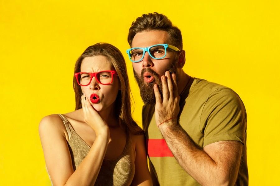 montature occhiali stravaganti