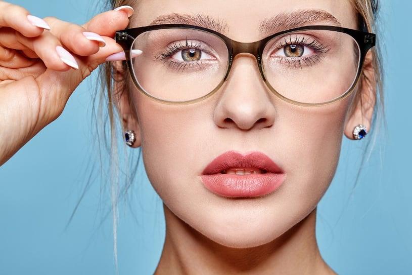 Occhiali e forma del viso: gli aspetti da considerare