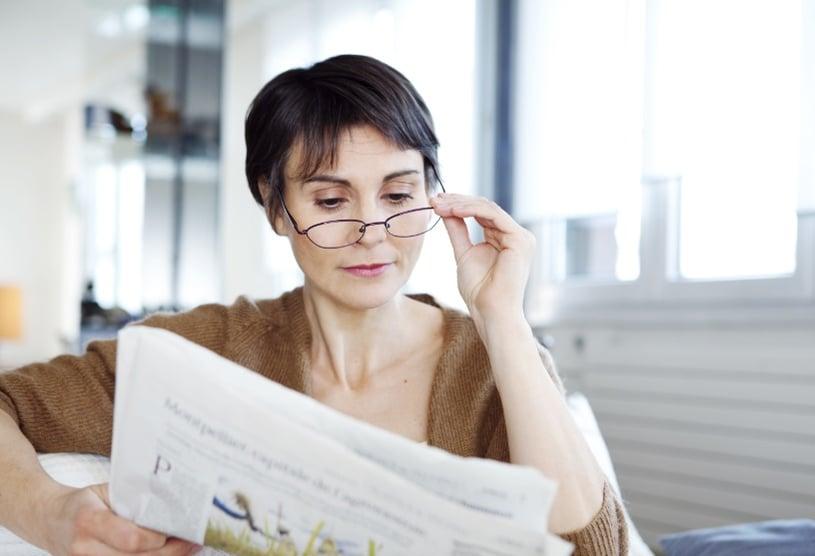 occhiali multifocali problemi