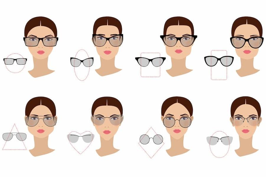 Consigli per scegliere la forma giusta per il proprio viso