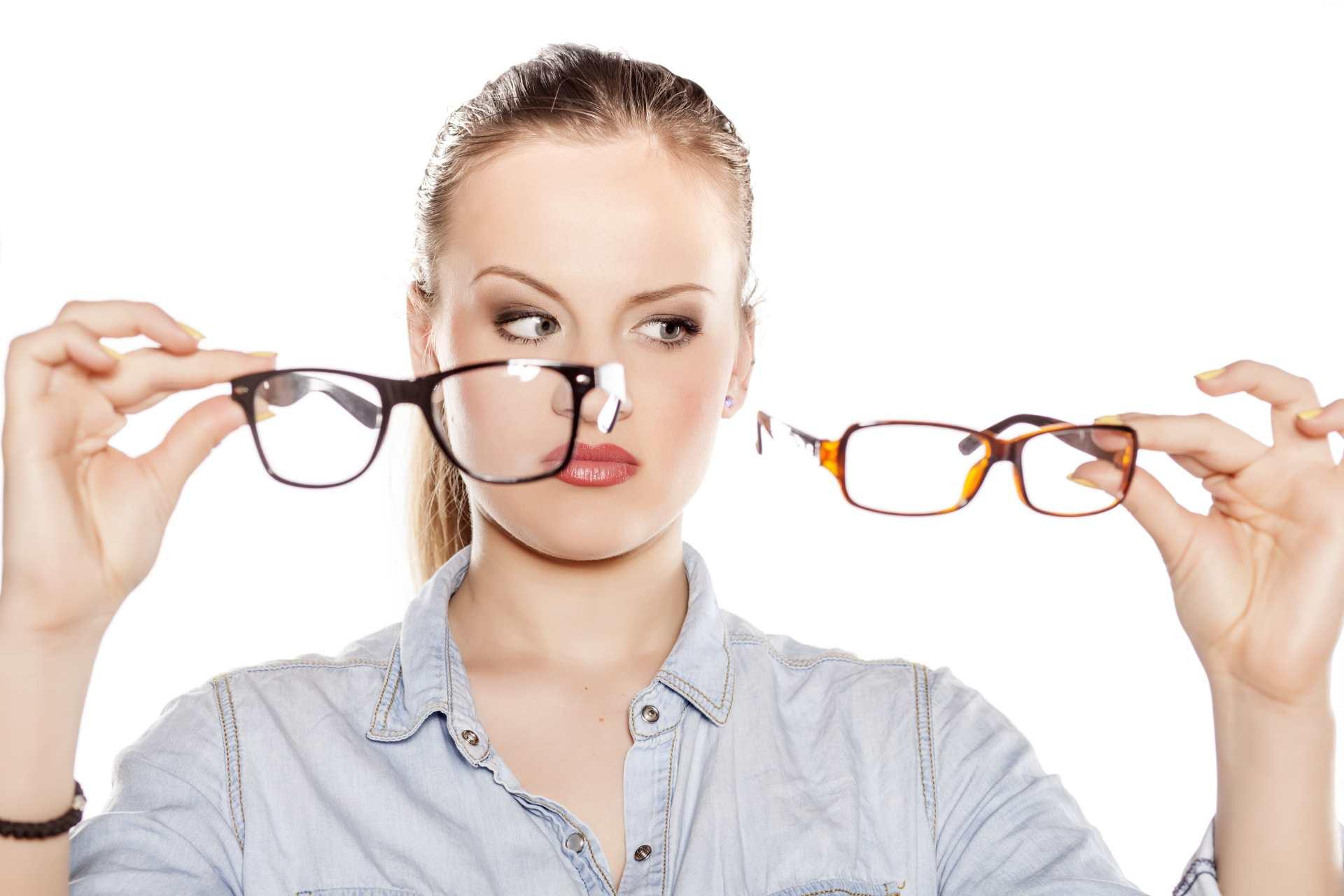 Scegliere l'occhiale giusto per te: il supporto dell'ottico Ciaroni