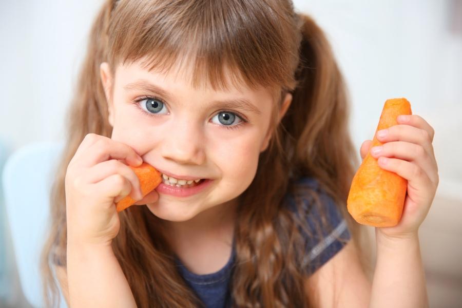 Tra leggenda e realtà: la carota fa bene alla vista?