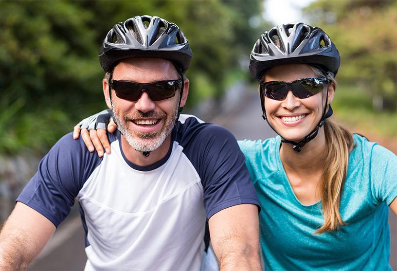 Scegliere gli occhiali graduati per lo sport: 7 consigli da seguire