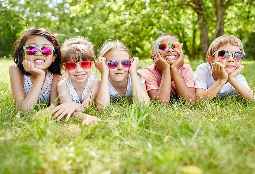 Occhiali da sole per bambini: come sceglierli nel modo giusto