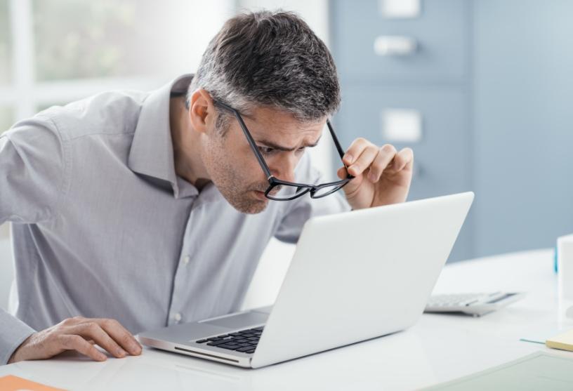 Occhiali multifocali: problemi iniziali e come superarli